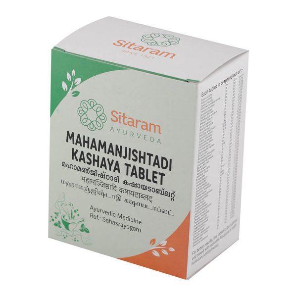 Mahamanjishtadi Kashaya