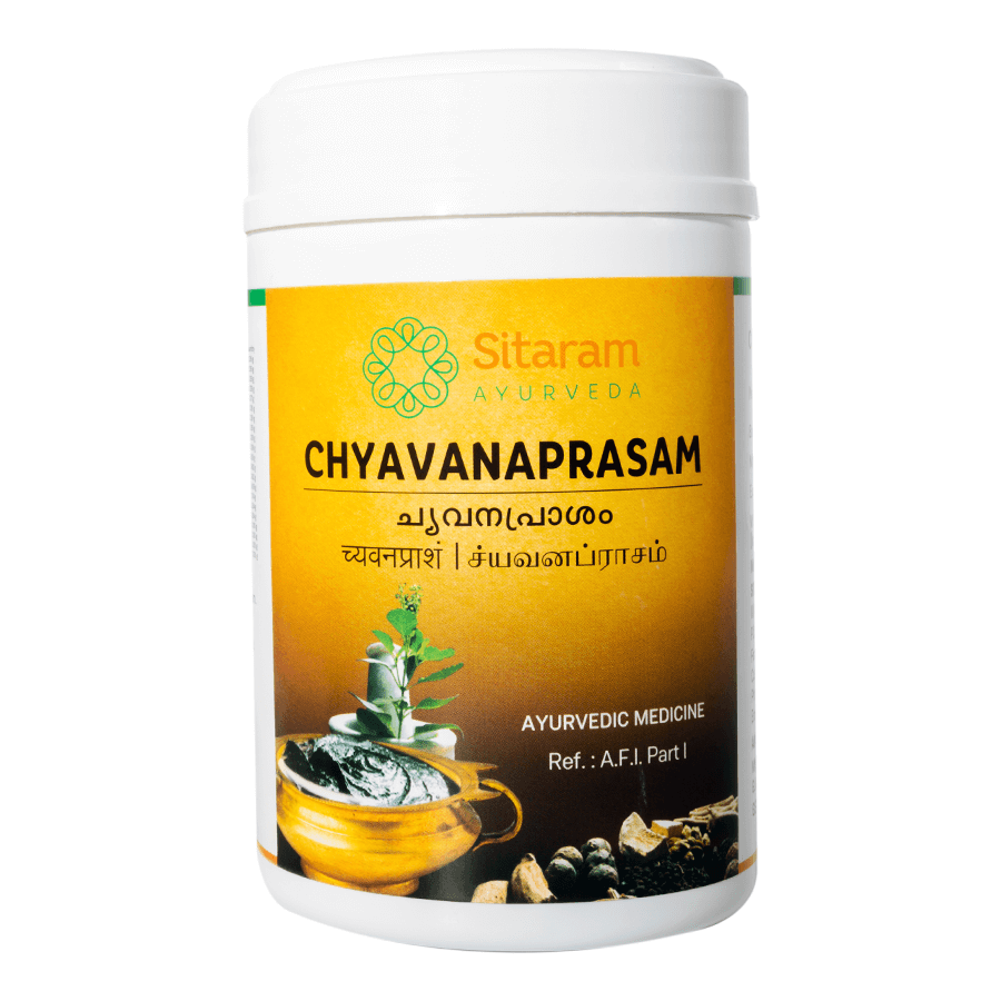 Chyavanaprasam - for recurrent cold, cough and sinusiti
